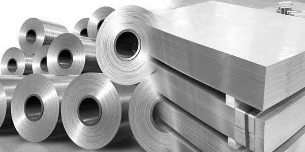 قیمت انواع ورق فولادی