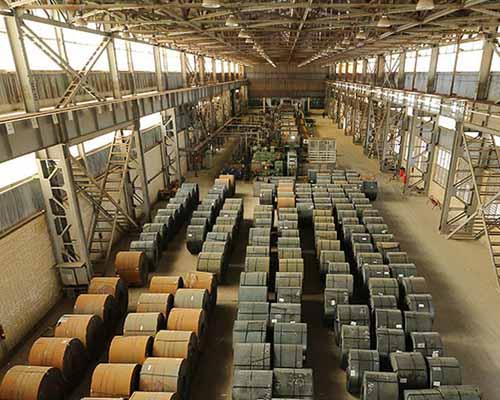 فولاد کویر کاشان